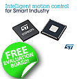 STMicroelectronics is accelerating smart industry, also known as smart manufacturing or Industry 4.0, with a powerful single-package device for intelligent motor control.