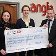 Anglia announces the first recipients of its new charity program