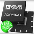 Analog Devices has launched the ADHV4702-1 which is the industry's first high voltage (HV), high performance precision operational amplifier.