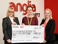 Anglia donates £8000 to Wisbech community organisations