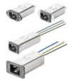 Schaffner, the international leader in the field of electromagnetic compatibility and power quality has introduced a new series of RFI filters with integrated C14 or C20 IEC Inlet connectors.