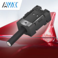 AVX Corporation, a leading manufacturer and supplier of advanced electronic components and interconnect, sensor, control, and antenna solutions, has introduced the first wire-to-board RF coaxial IDC connectors for industrial and automotive applications.