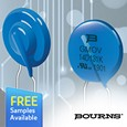 Introducing the Innovative MOV and GDT Hybrid Overvoltage Protection Devices from Bourns,  samples available from Anglia