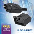 SCHURTER launch first IEC standardised 400 VDC connector system