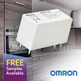 Omron expand the popular G2RL series Relay with addition of high capacity 23 Amp model