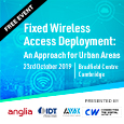 Fixed Wireless Access (FWA) Seminar
