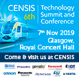 Anglia sponsors and to exhibit with partners at the 6th CENSIS Tech Summit
