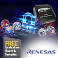 Renesas Launch RA Family of 32-bit Arm<sup>®</sup> Cortex<sup>®</sup>-M Microcontrollers, eval boards and samples available from Anglia