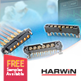 The Datamate Coax series from Harwin are a 4.00mm pitch ganged connector system, they are faster to assemble and more secure than both traditional single coax connector solutions and other ganged connector products in the market.