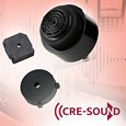 Anglia has greatly enhanced its range of magnetic and piezo buzzer products following the signing of a distribution agreement with Cre-sound