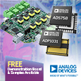 The AD5758 digital-to-analog converter (DAC) from Analog Devices incorporates the company's second-generation Dynamic Power Control (DPC) to enable high density AOUT modules without requiring de-rating