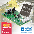 Analog Devices has released a simple power solution that maximizes efficiency and minimizes electromagnetic (EM) emissions of motion systems as equipment manufacturers migrate to higher density automation.