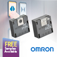 Omron has launched a new touch operated sensor which can be used as a drop-in replacement for a traditional mechanical switch, but delivers all of the reliability and flexibility of touch.
