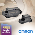 OMRON has release a new series of optical sensors, featuring a longer detection distance. The OMRON B5W sensors are particularly effective at identifying black, transparent, reflective and other hard to detect surfaces.