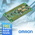 OMRON have introduced a new Sensor Evaluation Board which gives developers working on sensor system designs for the IoT a fast track to a 'proof of concept' prototype hosted on popular embedded platforms.