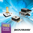 Bourns, a leading manufacturer and supplier of electronic components has introduced a new line of environmental sensors based on Micro-Electro-Mechanical Systems (MEMS) technology.