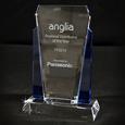 Panasonic presents distribution award to Anglia
