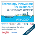Anglia joins Omron to exhibit at the CENSIS Technology Innovations for Healthcare Event