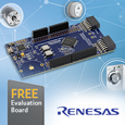 Renesas Introduces Low-Power RL78 Fast Prototyping Board to Simplify IoT Endpoint Equipment Prototyping, evaluation boards available from Anglia