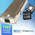 Analog Devices has released the Power by Linear LTC3310S monolithic synchronous buck converter. The device's fixed frequency peak current mode architecture is ideal for high step-down ratio applications that demand fast transient response.