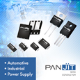 Anglia is now offering an expanded range of discrete semiconductors after signing a distribution agreement covering the UK and Ireland with Panjit International Inc