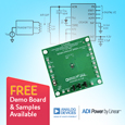 The Power by Linear LTC4126 from Analog Devices expands their offerings in wireless battery charging, the LTC4126 combines a wireless powered battery charger for Li-Ion cells with a high efficiency multi-mode charge pump DC/DC converter.