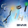 Anglia widens optical portfolio with Bivar LED Light Pipes and Indicators