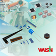 Anglia Components has recently enhanced its range of passive components by signing a distribution agreement with Walsin, a top 5 global manufacturer of MLCCs and Chip Resistors.