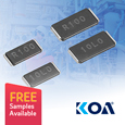 KOA have introduced a new series of metal element current sensing resistors which offer high precision and reliability for demanding industrial applications.