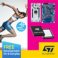 The STM32L4P5xx family of ultra-low-power microcontroller devices from STMicroelectronics are based on the high-performance Arm® Cortex®-M4 32-bit RISC core operating at frequencies up to 120 MHz.