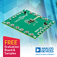 The LT8653S and LT8652S families from Analog Devices are dual step-down regulators that deliver up to 2A or 8.5A of continuous current from both channels and support loads up to 3A or 12A from each channel respectively.