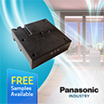 Panasonic have released the SN-GCJA5 Particulate Matter Laser Sensor to the market, this Laser Type Particulate Matter Sensor integrates an on-board microprocessor, Micro-fan, and Laser Diode in a compact package.
