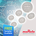 Murata have extended their range of Lithium Coin cells to include High Drain and Extended Temperature types to meet the demanding requirements of next generation IoT devices.