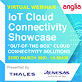Anglia IoT Cloud Connectivity Showcase