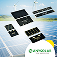 Anglia Components has announced a partnership with Anysolar, offering a new PCB-mounted photovoltaic solar cell line for customers allowing designs to be powered from light energy harvested from the environment
