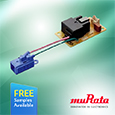 Murata have released the highly reliable and highly safe Ionissimo MHM series of ionizer modules to the market, these modules use Murata's exclusive high-voltage circuit, insulation technology and generator structure
