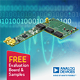 Analog Devices have introduced the ADAQ4003 μModule® precision data acquisition (DAQ), signal chain solution that reduces the development cycle of precision measurement systems.