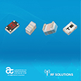 Anglia Components expands agreement with AVX to include the full range of RF products from ATC