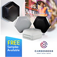 Manufactured in the UK by CamdenBoss, the versatile Hex-Box enclosure family has been designed with a focus on user-friendly customisation and flexibility at heart.