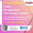 Analog Devices - Power Management Technology Update Webinar