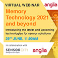 In this 75 minute session, Anglia, UK's leading independent authorised distributor of semiconductors, optoelectronics, interconnect, passive and electromechanical components, will introduce the latest and upcoming technologies for sensor solutions
