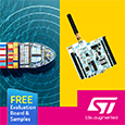 Further complementing the STM32 RF connectivity portfolio, STMicroelectronics have now released the STM32WL System-On-Chip that integrates both a general purpose microcontroller and a sub-GHz radio on the same chip, the world's first LoRa® SoC.