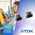 TDK develops low-resistance multilayer ferrite inductors for NFC applications, samples available from Anglia