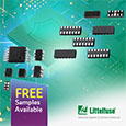 Littelfuse offer a comprehensive range of circuit protection devices not only for primary and secondary protection of power supplies but also for the sensitive I/O's found on many modern devices including USB 3.0 and HDMI ports