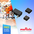 Murata's range AMR sensors are magnetic switches that have an integrated IC that produces high and low output digital signals based on the magnetic field strength detected.