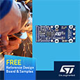 The STSPIN32F0B from STMicroelectronics is a System-In-Package (SIP) providing a highly integrated solution suitable for driving three-phase brushless motors using several different driving modes.