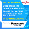 In this 60-minute session, Panasonic, will provide a brief overview of their Bluetooth and Wi-Fi product range. Following this, there will be a technical presentation of the NEW PAN9520 2.4 GHz 802.11 b/g/n embedded Wi Fi module