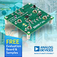 The LTC4381 from Analog Devices is an integrated solution for low quiescent current surge stopper applications that protect loads from high voltage transients.