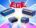 ECE DIP Switches offer reliability and increased life expectancy