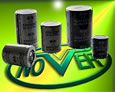 Large Can Electrolytics form a strategic part of Nover's comprehensive capacitor portfolio